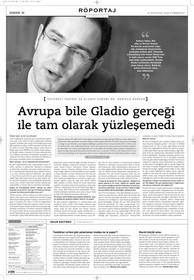 """Röportaj - Daniel Ganser: """"Avrupa Gladio gerçeği ile yüzleşmedi."""""""