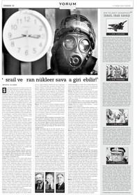 """Yorum röportaj: """"İsrail ve İran nükleer savaşa girişebilir."""""""