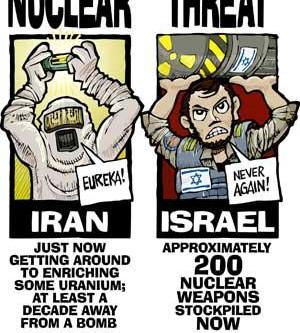 Atomun gölgesinde İranlı olmak…