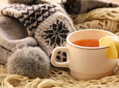 5 infusiones para aliviar tu resfriado (1/5)