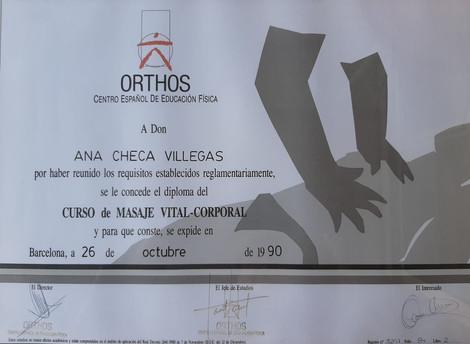 Anna Checa - Terapeuta