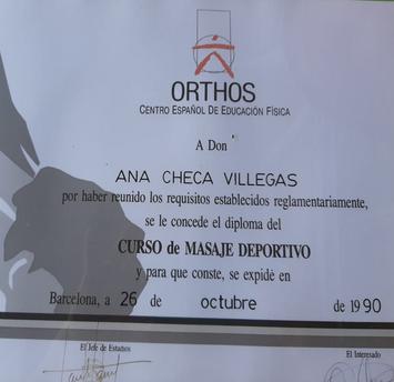 Anna Checa - Terapeuta en Manresa