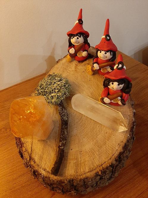 tronco mágico
