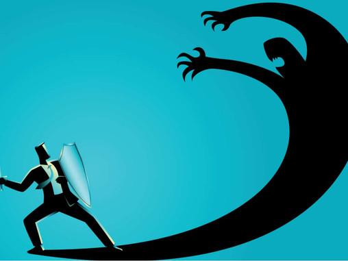El miedo : ¿Cuando sentimos miedo nos sentimos indefensos?
