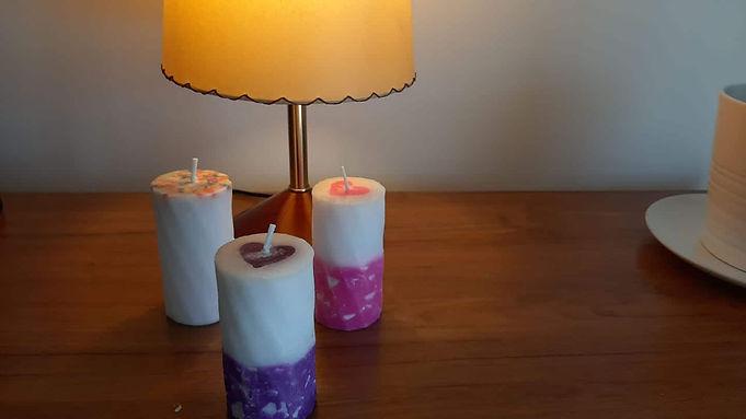 velas de colores energeticas manresa