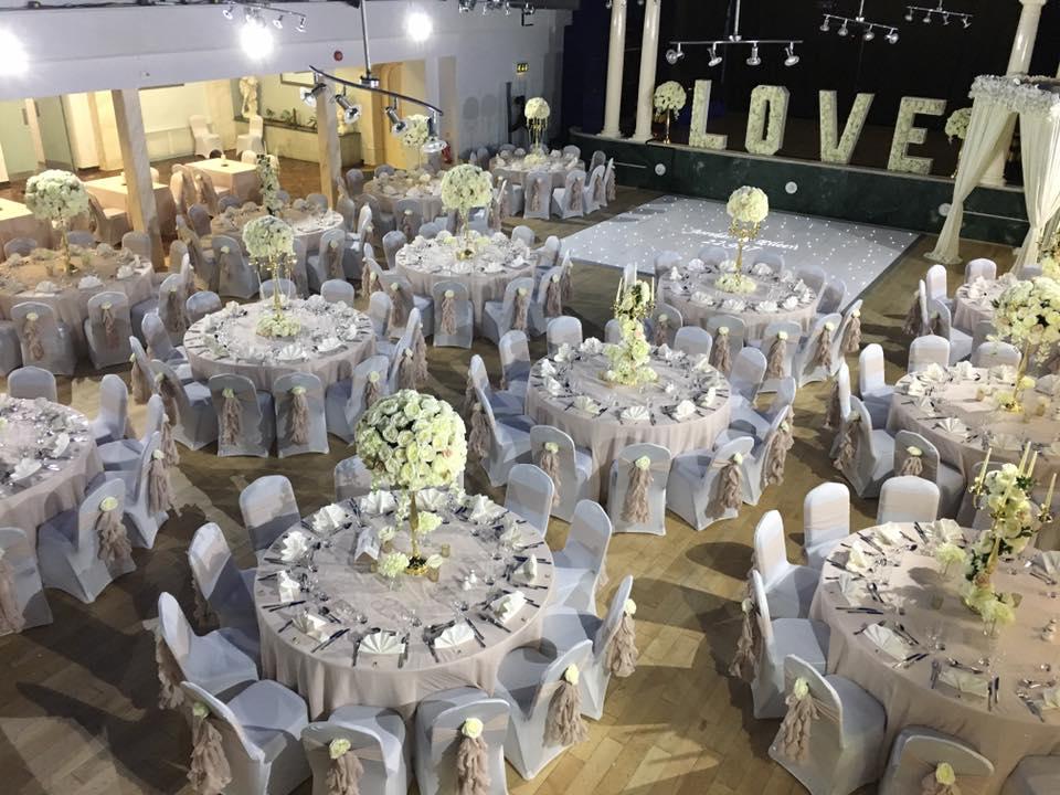 Harmony Event Hire, Wedding, Decor