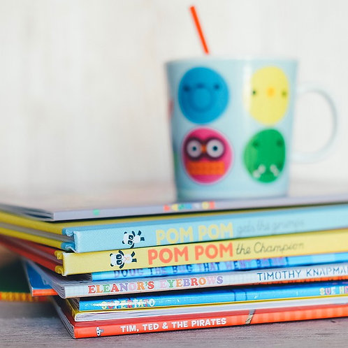 Children's books - 6 months