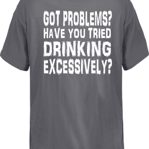 Drinking Excessively