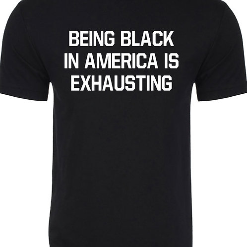 Black In America Is Exhausting