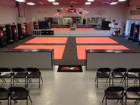 We Have New Mats!