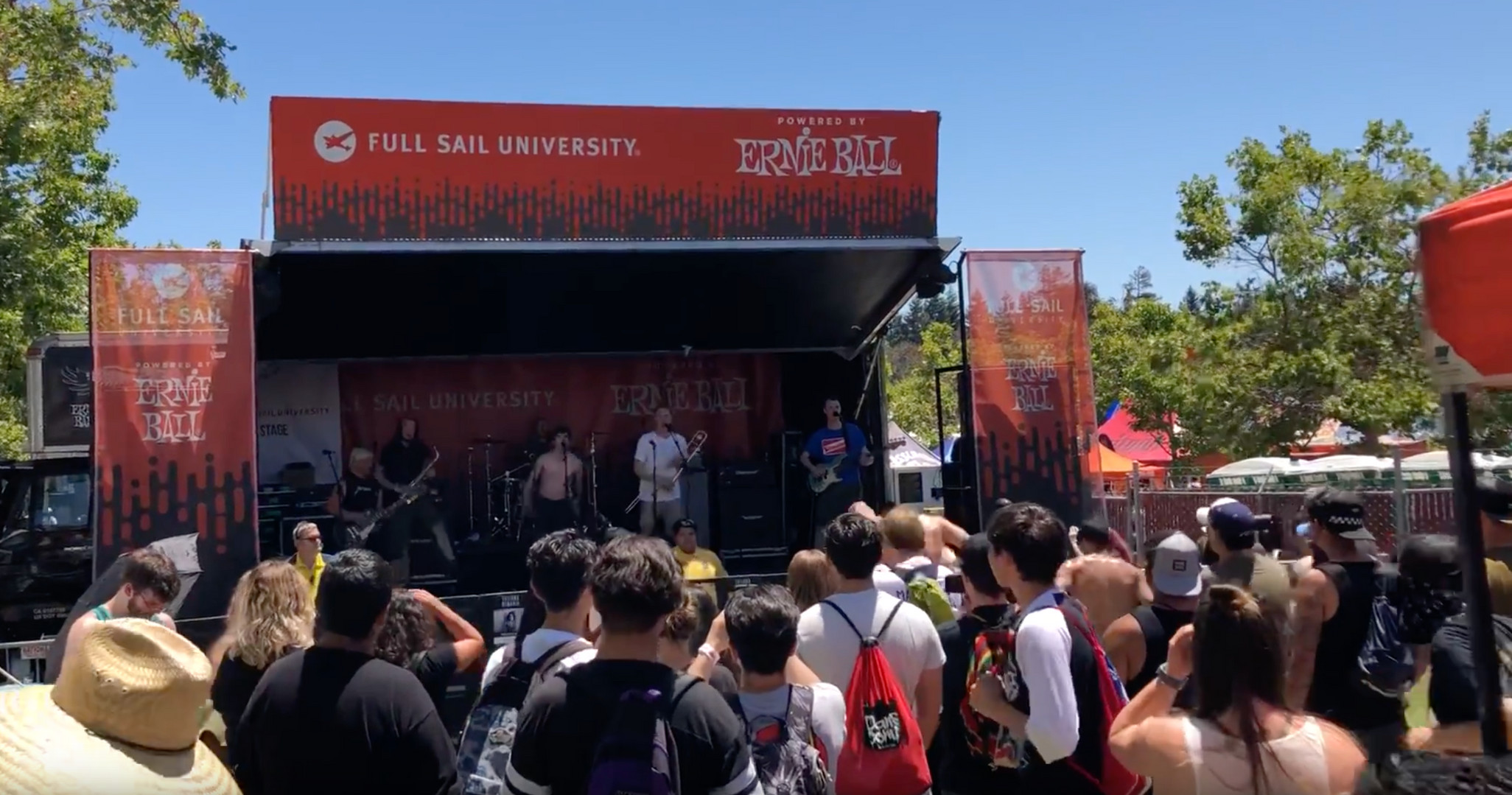 The Long Game - Vans Warped Tour