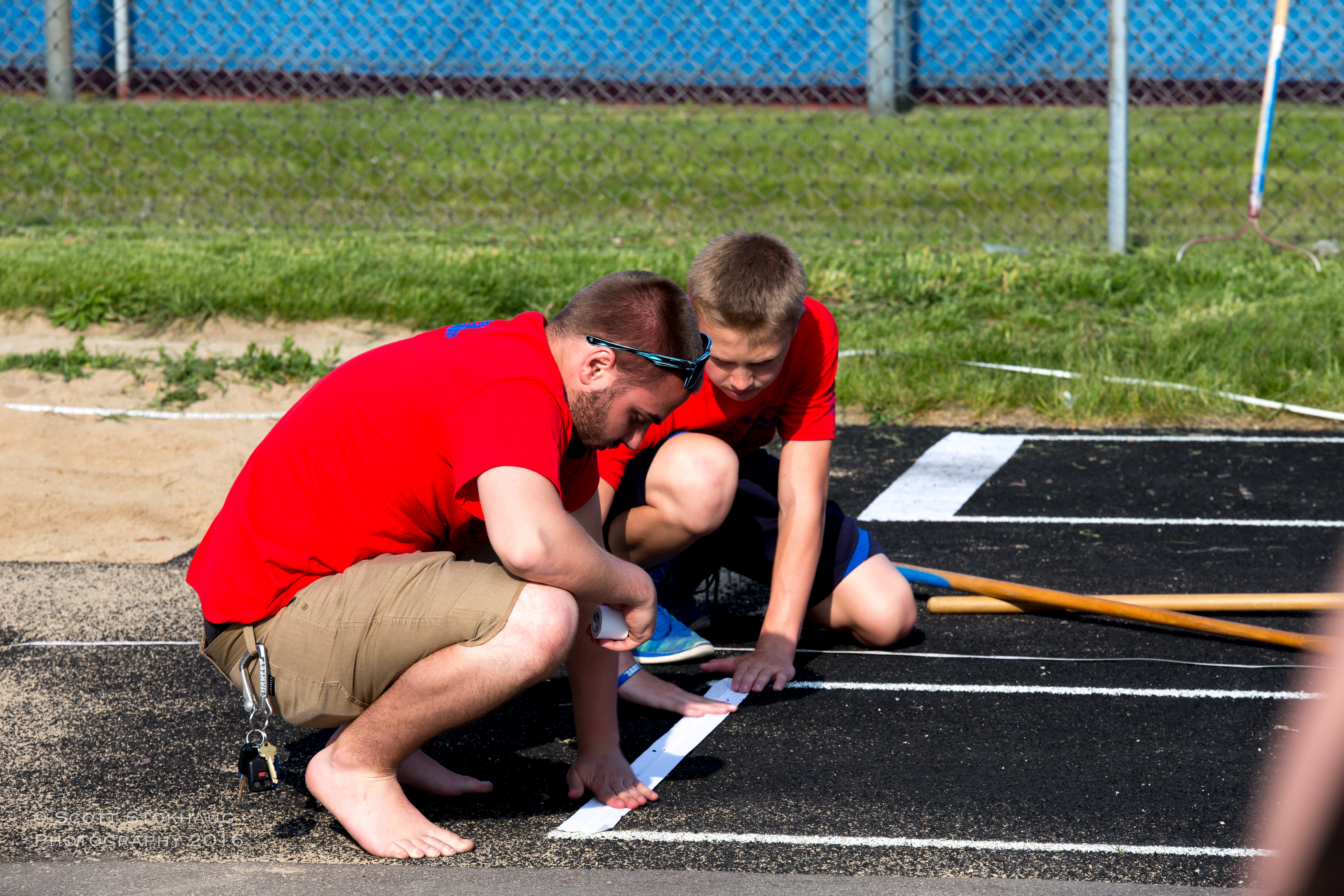 Track & Field Day-54
