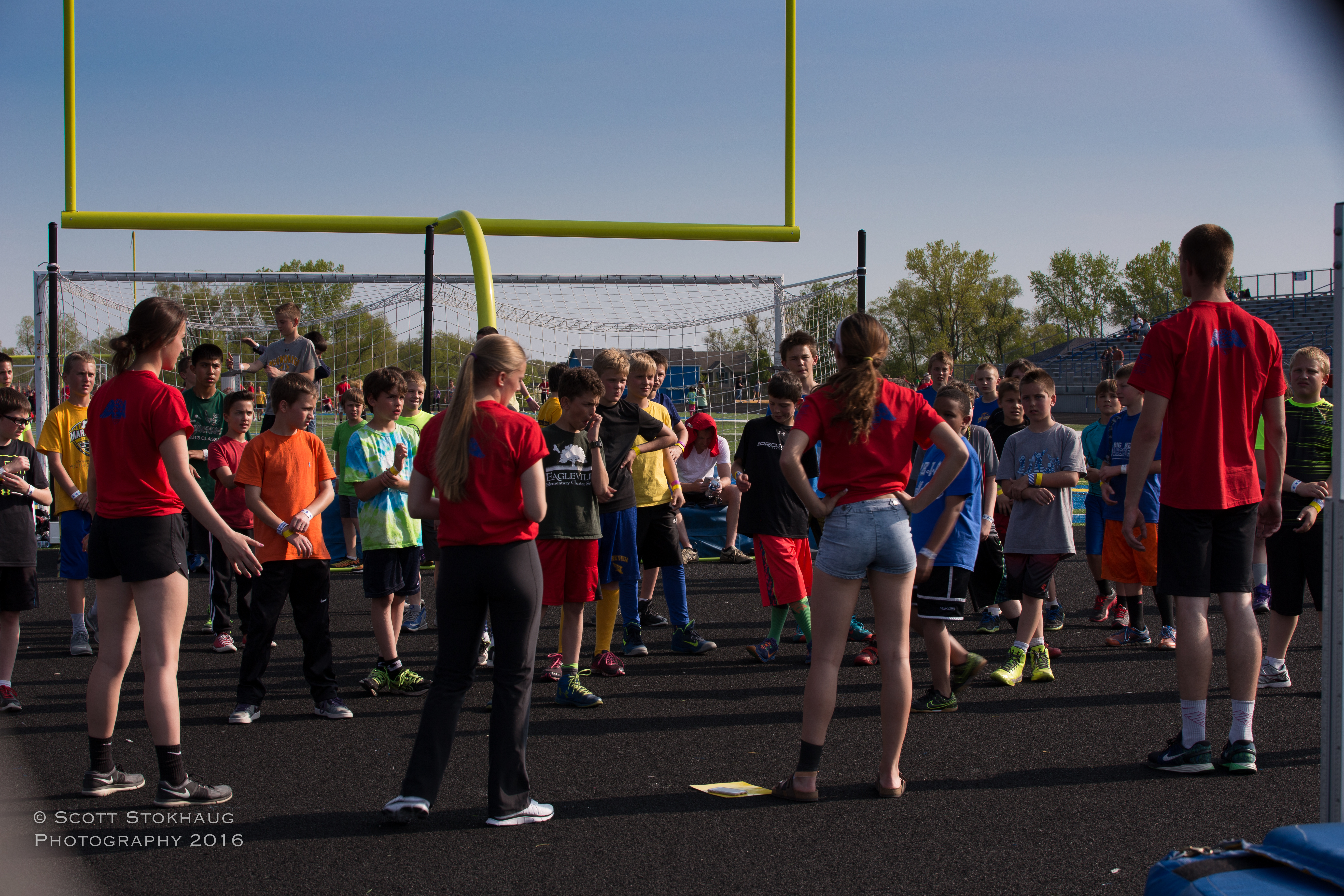 Track & Field Day-53