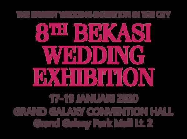 8th Bekasi Weddi.pngg Exhibition