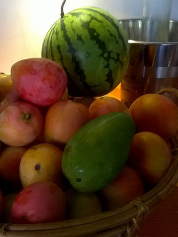 Snack fresh fruits