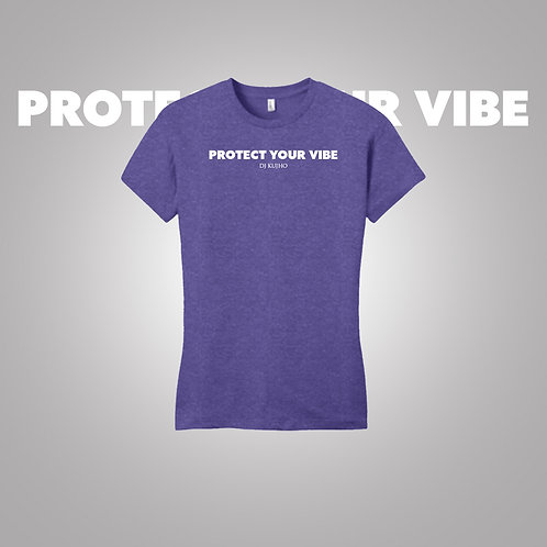 Premium Women's (Fitted) Protect Your Vibe Original
