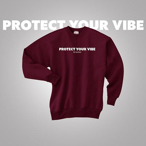 Protect Your Vibe Crewneck Sweatshirt