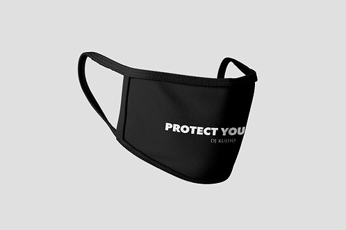 Protect Your Vibe Face Mask