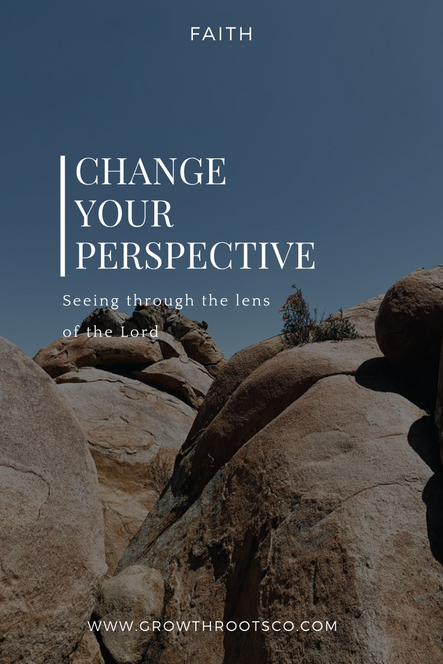 Change Your Perspective. Transform Your Heart.