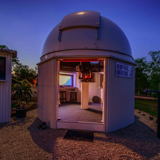 Rubyvale Observatory