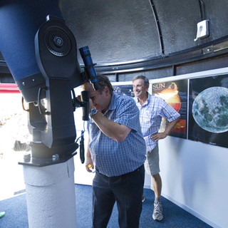Observatory tours