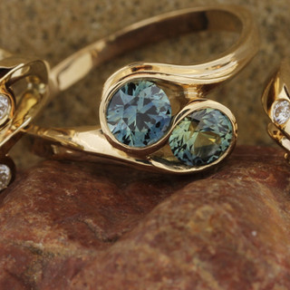 Gorgeous Sapphire Rings