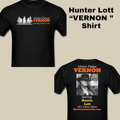 Hunter Lott VERNON T-shirt from the motion picture Vernon