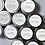 Thumbnail: 4 oz Scented Soy/Coconut Candle in Tin by ZoeApothic