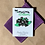 "Thumbnail: ""Tomasina Dream"" Glow-in-the-Dark Pin by Rachel Mulder"