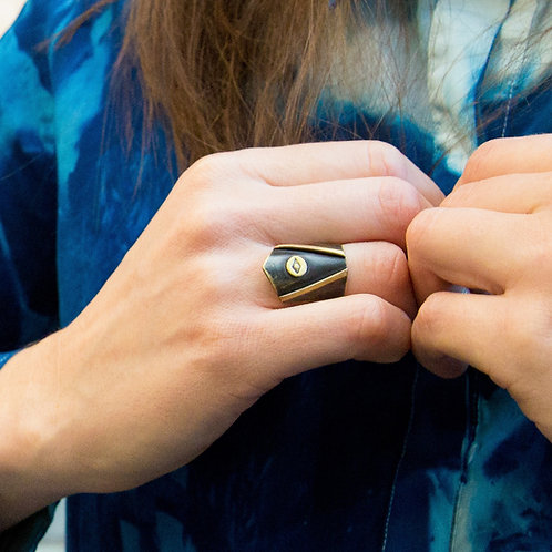 Vision Ring by Rivet & Rise