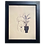 Thumbnail: Hand-drawn This is Paradise Original Line Art by Alrescha Co. in Black Frame