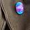Thumbnail: LGBTQIA+ Flags Face Pins by Baby Dear Harvest