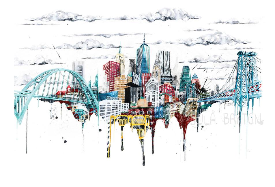 CITYSCAPES & BRIDGES