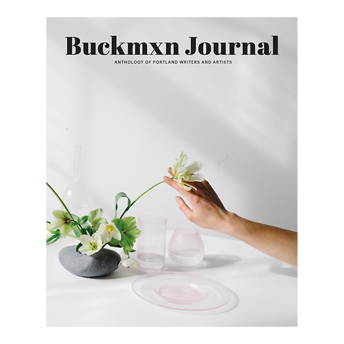 Buckmxn Journal 004: Deluxe | Includes Katharine T. Jacobs print