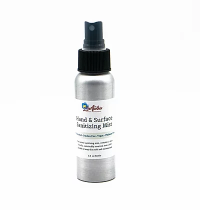 Hand & Surface Sanitizing Mist by ZoeApothic
