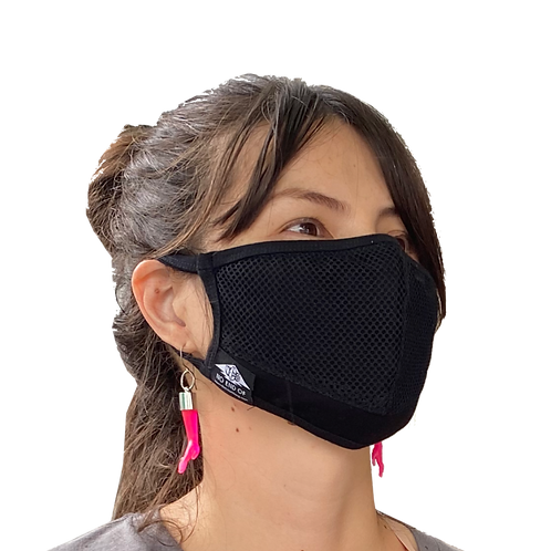 Mesh Mask with Filter Pocket by NEO