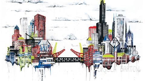CHICAGO TO PORTLAND || SAMMICH PDX