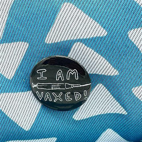 Vaxed Pin Set of 3
