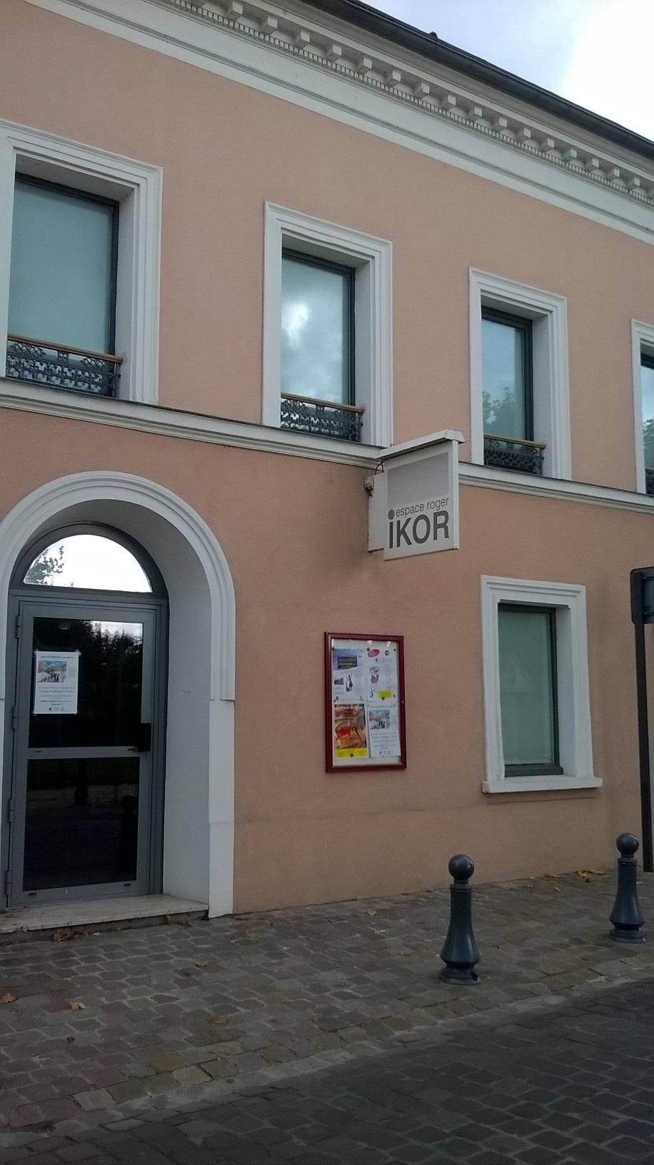 ESPACE ROGER IKOR