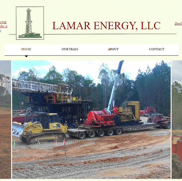 Lamar Energy LLC Site.jpg