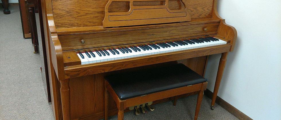 DeVoe & Son Large Console Piano