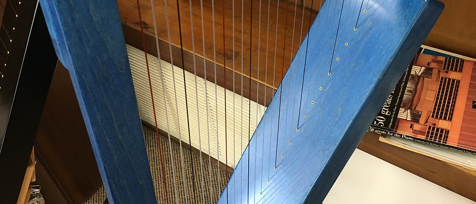 Rees Harp Co. Harpsicle in Blue