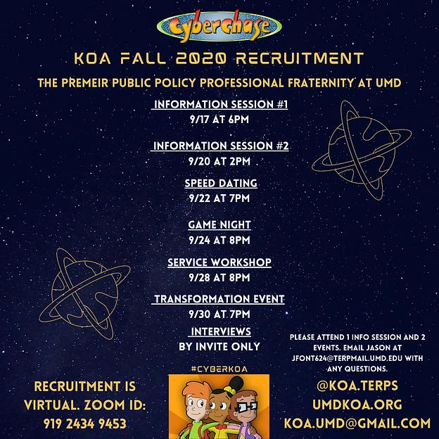 Copy of Copy of Copy of Copy of KOA 2020