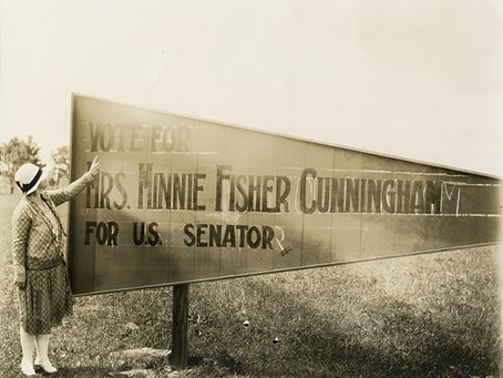 Minnie Fisher Cunningham's Organizing Prowess