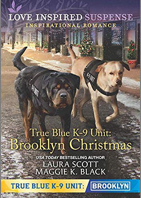 True Blue K-9 Unit Brooklyn Christmas.jp