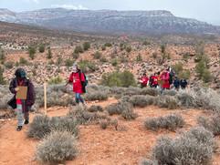EMS- Conservation Hike