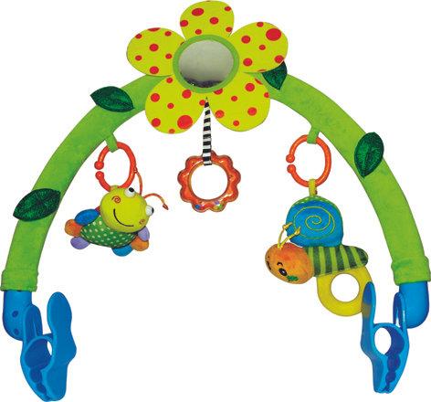 Happy Garden Stroller Arch
