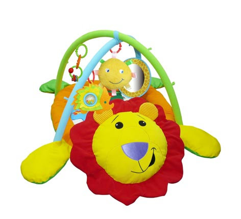 Deluxe Lion Playgym