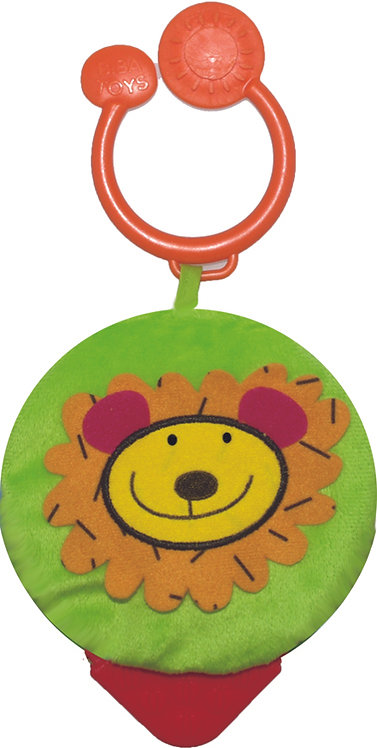 Round Teether Book LEASY