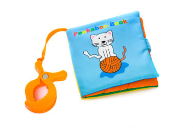 Pee-a-poo Travel Soft Book